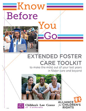 Extended Foster Care Toolkit