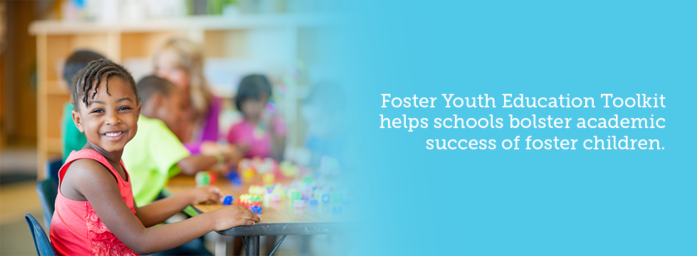 Foster Education Toolkit Slide