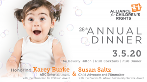 The 28th Annual Dinner @ Beverly Hilton Hotel | Beverly Hills | California | United States