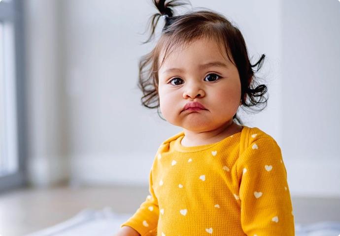 Alliance for Children's Rights baby