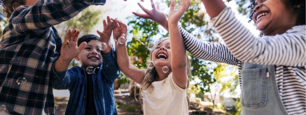 Alliance for Children's Rights kids