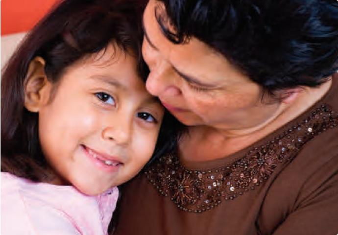 Alliance for Children's Rights grandma
