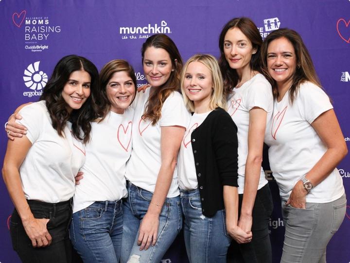 Alliance of Moms Kristen Bell
