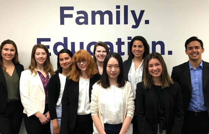 Alliance for Children's Rights interns