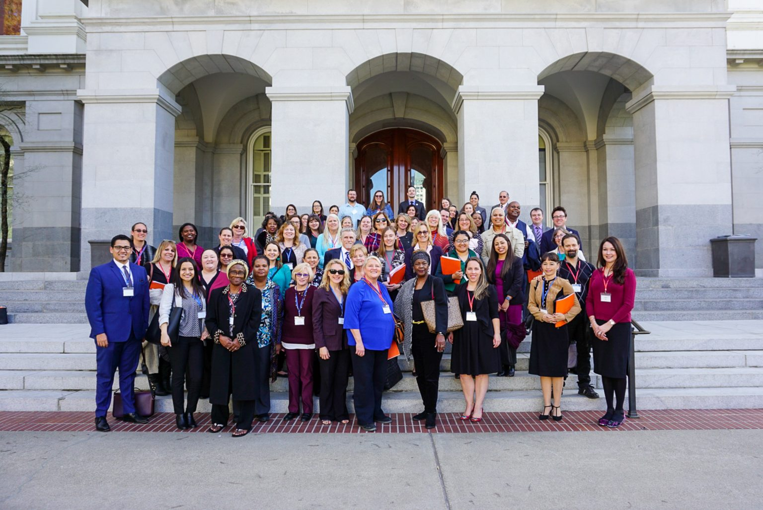 Caregiver Day at the Capitol 2020